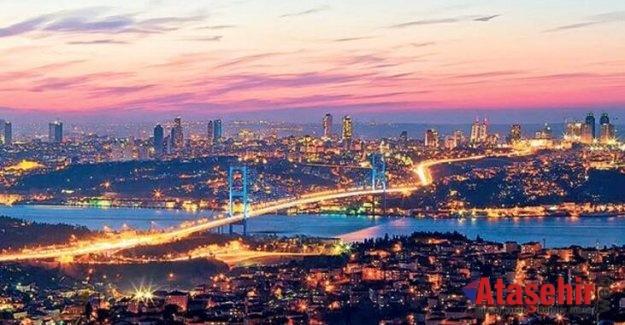 İstanbul İlçelerinin Nüfusu Ne Kadar?