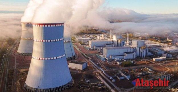 Leningrad NGS elektrik üretmeye başladı