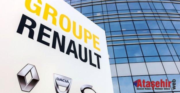 Renault Grubu 10 milyar 374 milyon Euro gelir elde etti