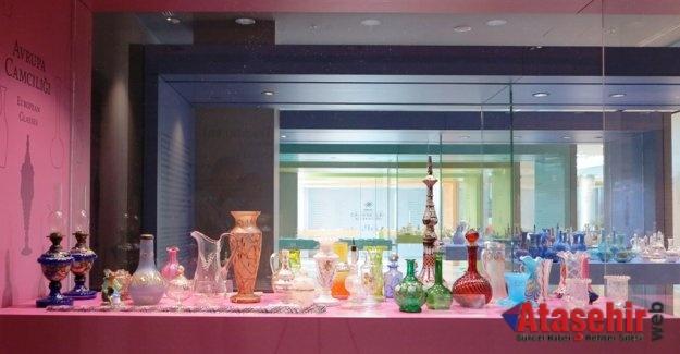 Şişecam 3 bin 500 yıllık Cam Eserler Koleksiyonu'nu Dijitale Taşıdı