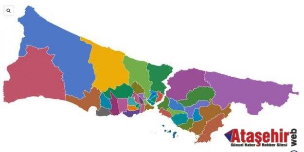 İstanbul'da hangi ilçeye ne kadar bütçe ayrıldı