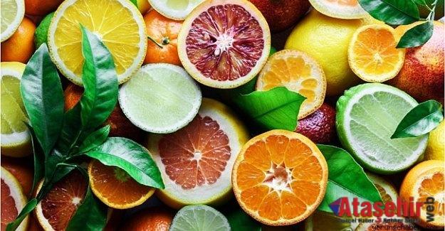 SARS'ta kullanılan C Vitamini, COVID-19 hastalarına da umut oldu