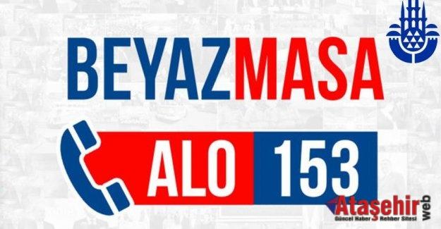 BEYAZ MASA'YA ŞİKÂYET BİR YILDA YÜZDE 38,9 AZALDI