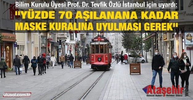 İstanbul'da harita kırmızıdan yeşile dönmeye başladı