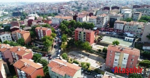 İstanbul Tozkoparan'da dönüşüm sıkıntısı
