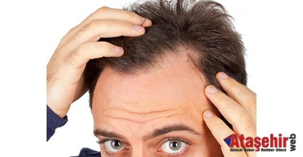 Koronavirüs saçları da döküyor