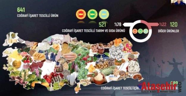 Anadolu Arı Ürünleri Coğrafi İşaretler ile Markalaşacak
