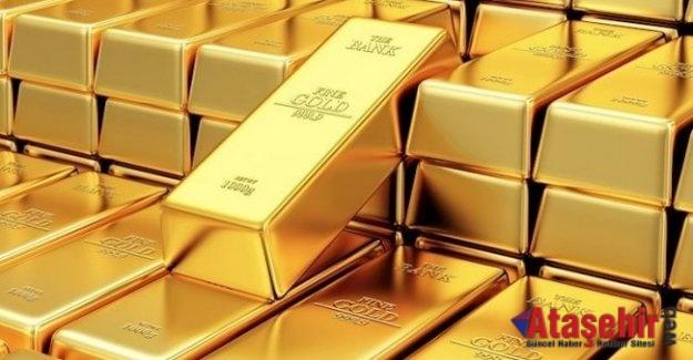 Merkez Bankası'ndan 20.9 tonluk altın sattı
