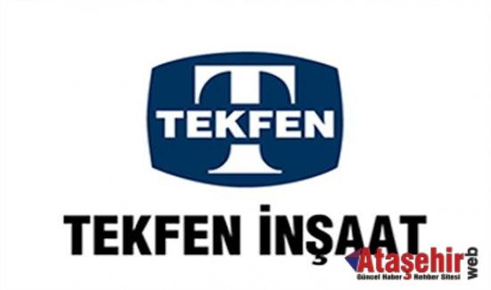 Tekfen'den 218 milyon euro'luk anlaşma