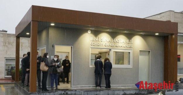 Türkiye'nin ilk 'Akıllı Kovid-19 Test Merkezi' açıldı
