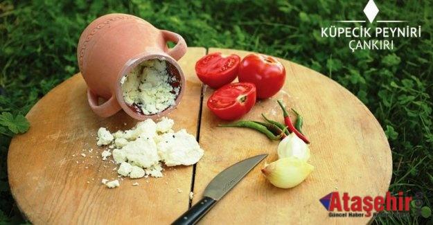 Çankırı Küpecik Peyniri'nin Örnek Üretimi İçin Protokol İmzalandı