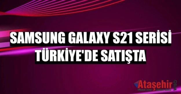 Samsung Galaxy S21 Serisi Türkiye'de satışta!