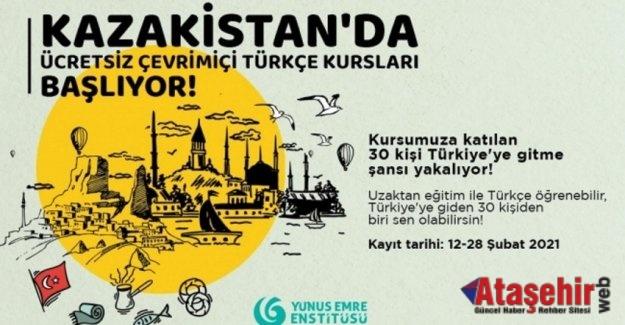Türkçe Kursuna Katıl, Türkiye'ye Uç!