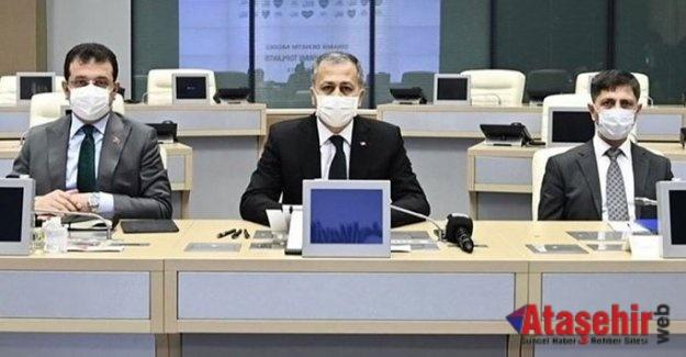 """Vali Ali Yerlikaya, """"İstanbul'da hedefimiz mavi kategori"""
