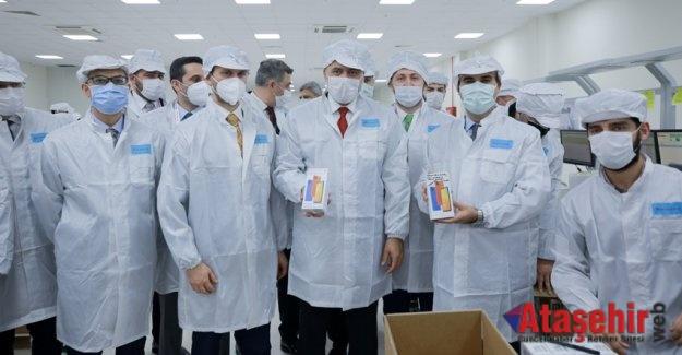 Xiaomi Türkiye'de üretime başladı