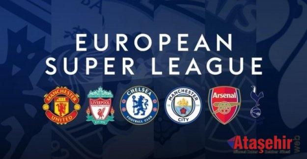 """Avrupa Süper Ligi"" kurulyor!"