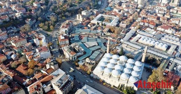Bursa'nın Hanlar Bölgesinde Tarih Gün yüzüne Çıkıyor