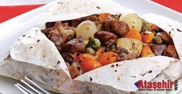 Malatya'nın meşhur 'Malatya Kağıt Kebabı' olarak tescillendi.