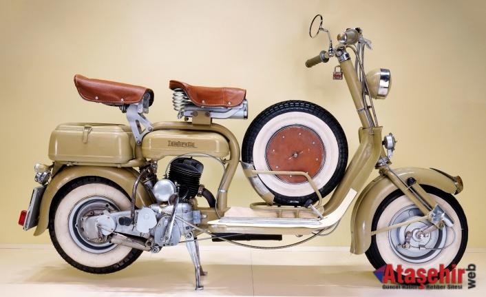 'İki teker'in 150 yıllık tarihi Rahmi M. Koç Müzesi'nde