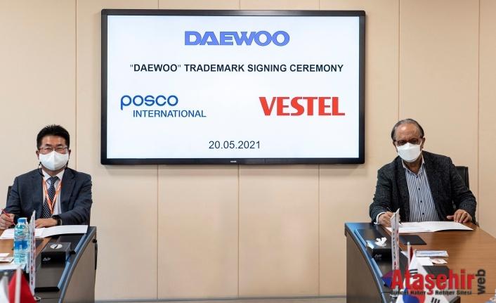 Vestel, Daewoo ile lisans anlaşması imzaladı