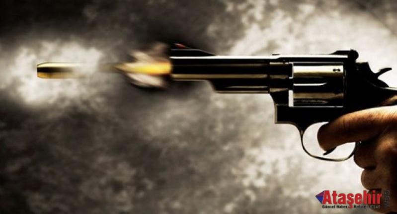 Ataşehir'de oto yıkama dükkanına silahlı saldırı