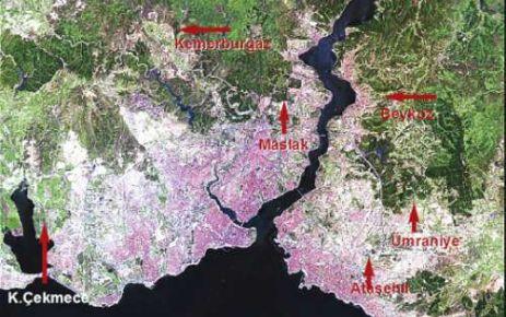 Türk Mühendis ve Mimarlar Odaları Birliği, 20 yılda İstanbul'da ne değişti?