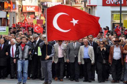 23 Ekim'de Şehitlerimiz İçin Tüm Türkiye Tek Vücut Olup Yürüyüşler Düzenleyecek!!!