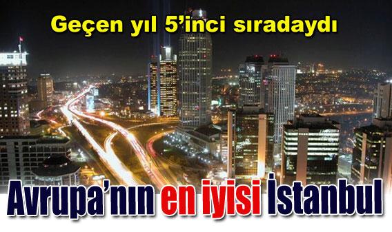 Avrupa'da emlak alınacak en iyi yer İstanbul