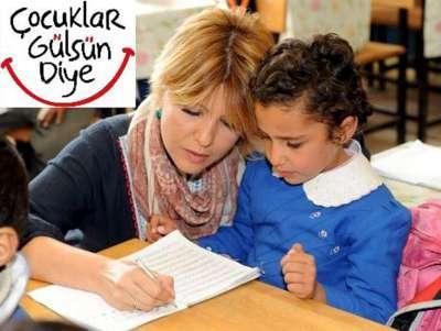 Gülben Ergen Pendik'te anaokulu açıyor