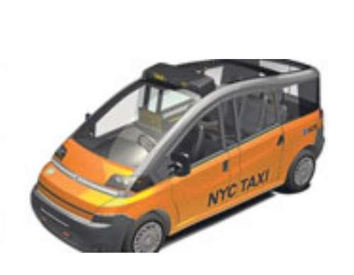Karsan'dan Türk Malı taksi