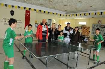 Beykoz Belediyesi Gençlik ve Spor Kulübü'nde Şampiyonlar Yetişiyor
