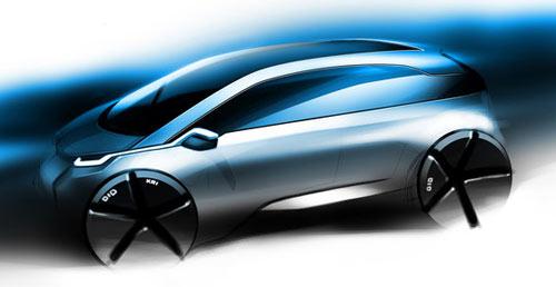 Alman devi BMW elektirikli otomobilini üretiyor