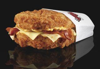 Amerika bu sandviçi tartışıyor