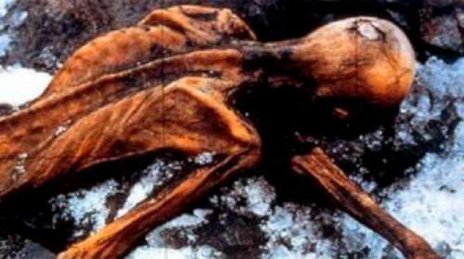 5 bin 300 yaşındaki buz adamın otopsi sonuçları açıklandı