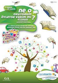 5. Dünya Çocuk Kitapları Haftası