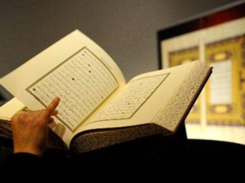 600 bin hacı adayına Kur'an kursu verilecek