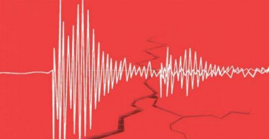 6.0 büyüklüğünde Akdeniz'de deprem!