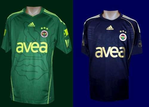 İşte Fenerbahçenin yeni sezon formaları