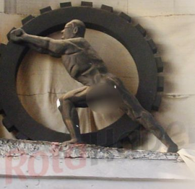 77 yıldır sır gibi saklanan 'Rus yapımı' Atatürk heykeli