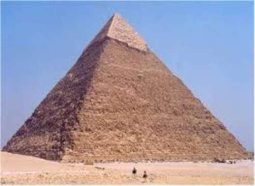 Keops Piramidinin sırrı çözülüyor