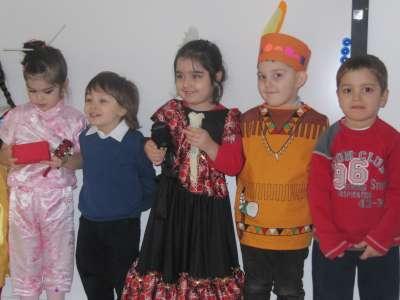 Başak Çocuklar Önöğretim 23 Nisan'ı Kutladı