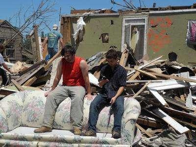 ABD tarihinin ikinci en büyük hortum felaketi: 340 ölü