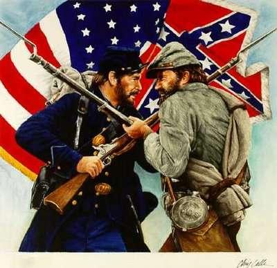Kuzey- Güney Savaşı hala Amerikalıları bölmeye devam ediyor