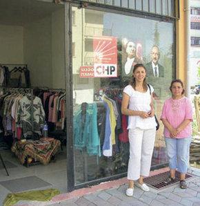Yoksullar artık 'CHP butik'ten giyinecek