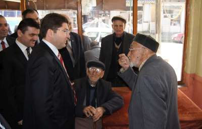 Ak Parti Bartın Milletvekili Adayları Tunç ve Kalay Kızılelma'da