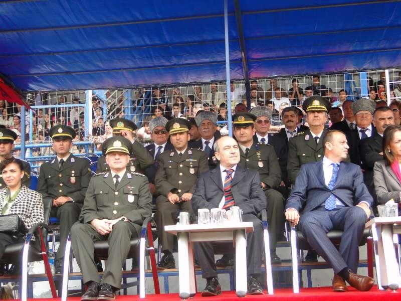 Ataşehir'de 19 Mayıs Kutlamaları