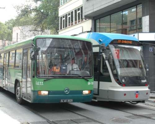Ramazanda toplu taşımaya yüzde 50 indirim