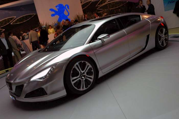 2011 Yılının Peugeot 508 Modeli Göz Kamaştırıyor