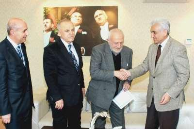 Hayırsever gurbetçiden Ataşehir'e bağış