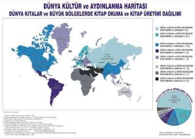 Türkiye'nin okuma haritası çıkarılıyor